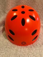 Razor Youth Multi-Sport Helmet Neon Orange. Medium