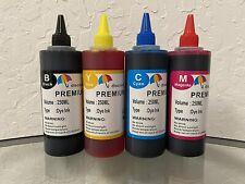 Refill ink kit for Brother LC75 MFC-J280W J425W J430W J435W J5910DW 4x250ML