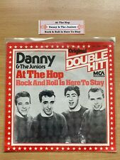 "7"" vinyl - Danny & The Juniors - At The Hop"