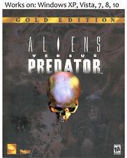 Aliens Versus Predator Gold Edition PC Game