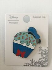 Disney Donald Duck Cupcake Loungefly Trading Pin Donut BoxLunch Cup Cake