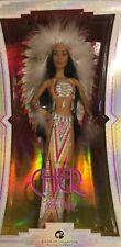 Barbie Cher Bob Mackie Native American Fantasy NIB CHEROKEE INDIAN BARBIE