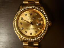 Used Gold Rolex Oyster Perpetual Datejust
