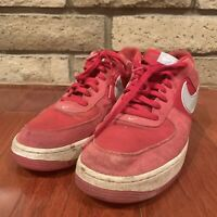 Nike Air Force 1 'Gym Red' 👟 488298-623 Red White Gray Size 12 Men's 🌟
