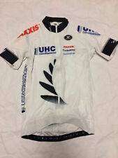 United Healthcare Women's S/S Jersey Size Medium Cycling New White