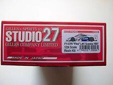 Studio 27 1/24 McLaren F1-GTR Fina LM/Suzuka 1997 Rasin Kit