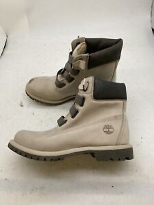 Womens Timberland Boots Jayne WP Convenience A237p Dark Grey New Size 8   Y711
