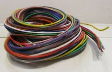 2KTEC 7/0.2mm Point Motor & Hookup Wire Pack 11 Colours x 2m Rolls 1st Cla Post