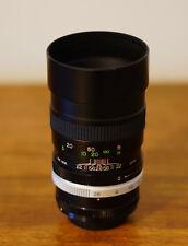 Focal 135mm 2.8 Exakta Mount Vintage 2.8 Lens Prime - Gorgeous Photos in listing