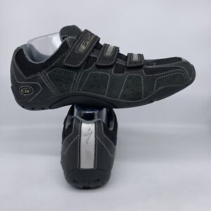 Specialized Sonoma Cycling Black Shoes Men Size 10 US EUR 43
