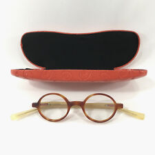 EYEBOBS P.BODY Round Eyeglasses 2188 04 +200 Readers Tortoise and Lime Frames