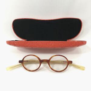 EYEBOBS P.BODY Round Eyeglasses 2188 04 +200 Readers Tortoise and Lime Frames