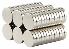 100 Strong Rare Earth Neodymium Disc Magnets 10X2mm  New