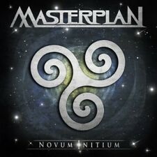 Masterplan - Novum Initium [New CD] Ltd Ed, Digipack Packaging