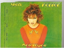 YSA FERRER mes reves CD PROMO