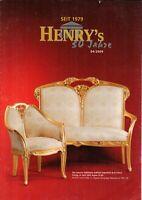 HENRY'S 30 Jahre - Heft Katalog Auktionen 04 / 2009 - H16696