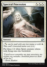 MTG SPECTRAL PROCESSION - PROCESSIONE SPETTRALE - MMA2 - MAGIC