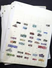 EDW1949SELL : JAPAN Old Time nice quality collection on pages.