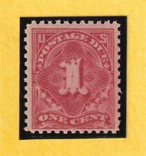 Us Stamp J61 1c.1917 *Mit Nh. Cv$15.00 2104