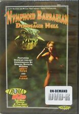 A Nymphoid Barbarian in Dinosaur Hell (DVD, 1999)