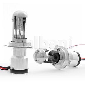 HID Xenon Headlight Conversion Kit Slim Ballast H4 9003 Low-Hi Beam 3200LM 4300K