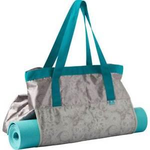 Lotus Yoga Tote Carrying Bag 24-inch Large Capacity Mat Storage - OVERSTOCK SALE