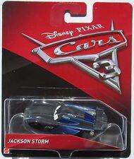 Jackson Storm Diecast Disney Pixar Cars 3 Brand New VHTF!