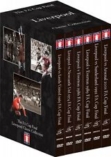Liverpool FC DVD FA Cup Final Classic Collection 6 disc multiregion Box Set