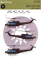 Bestfong Decals 1/35 BELL UH-1H HUEY Republic of China Army