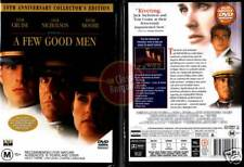 A FEW GOOD MEN Tom Cruise Jack Nicholson Demi Moore NEW (Region 4 Australia)