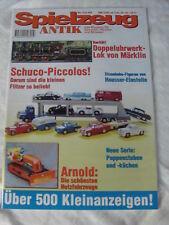 Spielzeug Antik Fachzeitschrift Nr. 1-2/1998 neuwertig