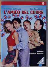 dvd L'amico del cuore - 1998 ITA Salemme, Herzigova