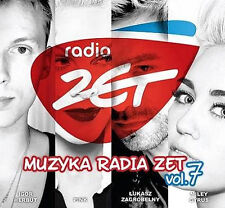 Muzyka Radia Zet Vol. 7  (CD 2 disc)  2014  NEW