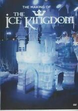 The Making Of The Ice Kingdom DVD VIDEO MOVIE frozen wonderland sculptures show