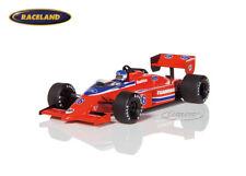 Lola THL2 Cosworth V6 Turbo VF1 Haas GP Belgien 1986 Patrick Tambay, Spark 1:43