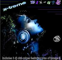 X-TREME MIX UP 5 - 2013 CD - NEW CLUB REMIXES - 3 DJ MIXES (DANCE/HOUSE) LISTEN