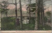 Postcard Raceway City Park Bridgeton NJ