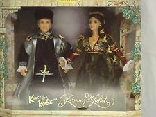 BARBIE & KEN AS ROMEO & JULIET- GIFT SET-LIITED EDITION-ODEL # 19364- YEAR 1997