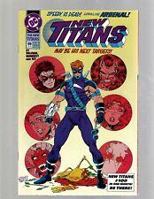 New Titans # 99 NM DC Comic Book Arsenal Appearance Speedy Flash Green Arro GK34