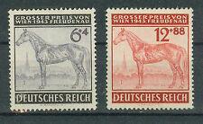 Deutsches Reich  Briefmarken 1943 Gr. Preis von Wien Mi.Nr.857+58