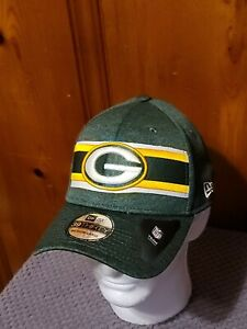 Green Bay Packers New Era 39Thirty Fitted Hat M/L