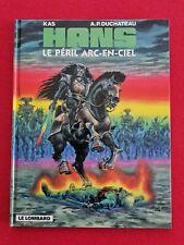 2191. HANS 10 - LE PÉRIL ARC-EN-CIEL EO 1998 - DUCHÂTEAU - COMME NEUF