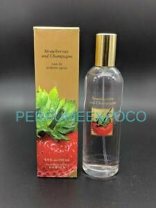 STRAWBERRIES AND CHAMPAGNE Victoria's Secret 3.4oz EDT Spr Women Perfume (IB06