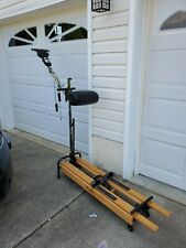 NORDIC TRACK EXCEL PRO SKI MACHINE WITH MONITOR  EXCELLENT