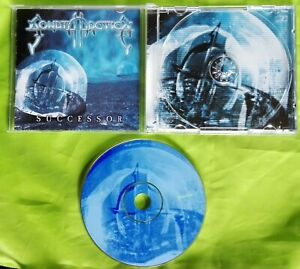 SONATA ARCTICA - SUCCESSOR CD SPINEFARM 2000 FINLAND PRESS. ECLIPTICA SILENCE