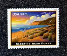2018USA $24.70 Sleeping Bear Dunes - Express Mail  -  Mint  NH