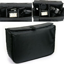 NEW MATIN Extendable Cushion Partition-L Lens DSLR SLR Camera Insert Padded Bag