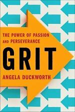 Grit: The Power of Passion and Perseverance Hardcover – May 3, 2016 by Angela Du