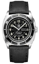 LUMINOX P-38 Lightning Day/Date Automatic Watch, Black - A.9401