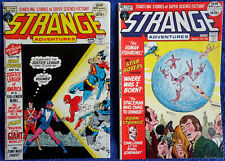 Strange Adventures #235 236 - Adam Strange Star Rovers Justice League High Grade